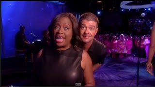 Robin Thicke - Get Her Back │LIVE On The View 2014│