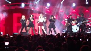 Taylor Swift - We Are Never Ever Ever Getting Back Together - Z100 Jingle Ball 2012 HD